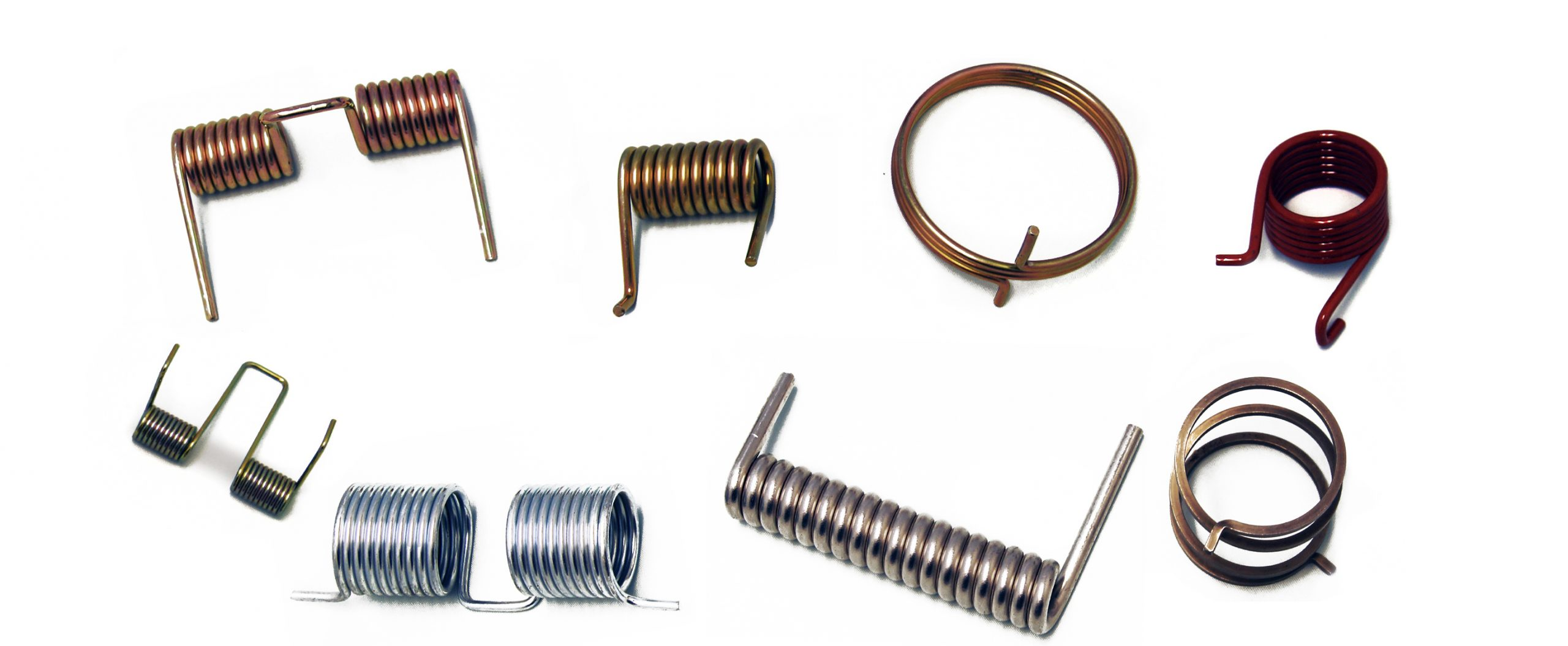 Torsion and Double Torsion Springs | Imperial Spring Bristol CT