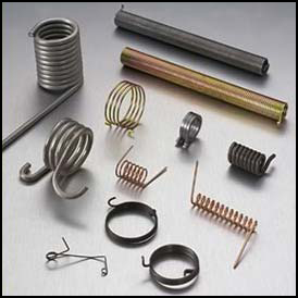 Imperial Spring Manufacturer of custom medium and large wire torsion springs